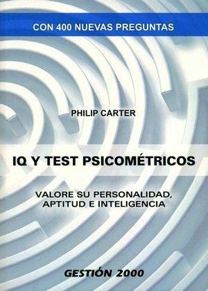 IQ Y TEST PSICOMETRICOS