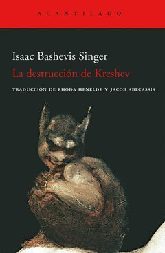 DESTRUCCION DE KRESHEV, LA