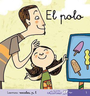 EL POLO.  MIS PRIMEROS CALCETINES