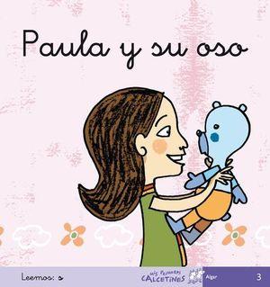 PAULA Y EL OSO MIS PRIMEROS CALCETINES MANUSCRITA