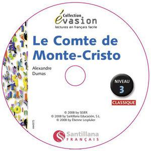 EVASION CLASSIQUE NIVEAU 3 LE COMTE DE MONTE CRISTO + CD