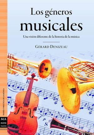 LOS GENEROS MUSICALES