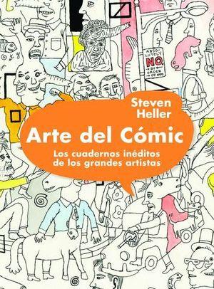 ARTE DEL COMIC