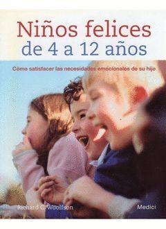 NIÑOS FELICES DE 4 A 12 AÑOS.