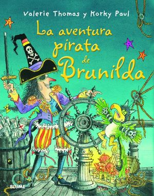 LA AVENTURA PIRATA DE BRUNILDA