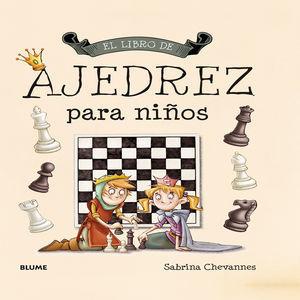 EL LIBRO DE AJEDREZ PARA NIÑOS