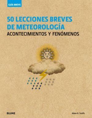 50 LECCIONES BREVES DE METEOROLOGIA