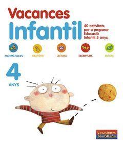 VACANCES INFANTIL 4 ANYS ( CATALAN )