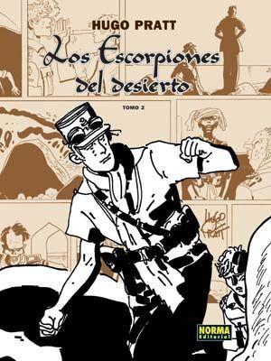 ESCORPIONES DEL DESIERTO, LOS. TOMO 2