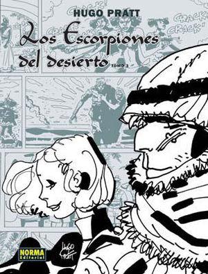 ESCORPIONES DEL DESIERTO, LOS. TOMO 3