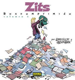 ZITS DESCOMPRIMIDO VOLUMEN 5