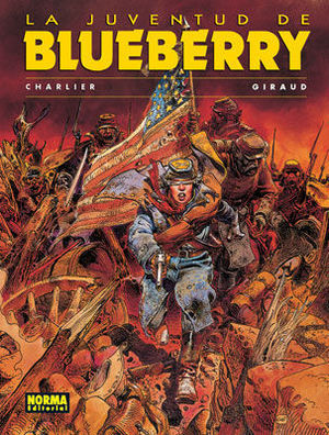 LA JUVENTUD DE BLUEBERRY