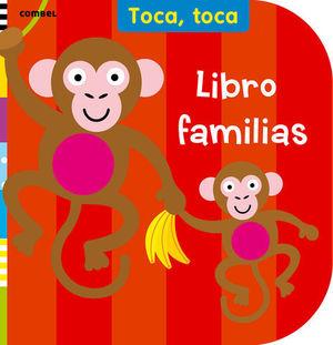 LIBRO FAMILIAS TOCA, TOCA