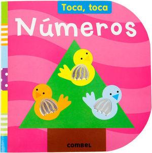 NUMEROS TOCA, TOCA