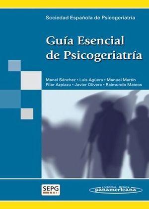 GUIA ESENCIAL DE PSICOGERIATRIA