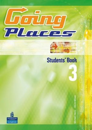 GOING PLACES 3 STUDENT´S BOOK