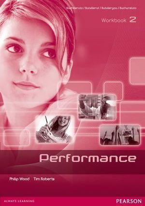 PERFORMANCE 2 WORKBOOK