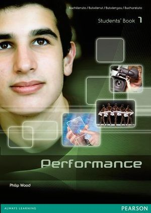 PERFORMANCE 1 STUDENT´S BOOK