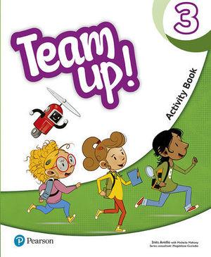 TEAM UP ! 3 WORKBOOK