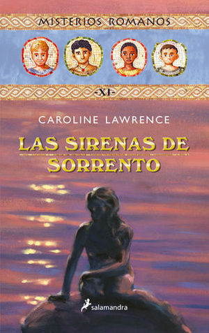 SIRENAS DE SORRENTO (TOMO XI, MISTERIOS ROMANOS)