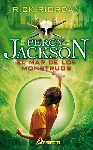 PERCY JACKSON EL MAR DE LOS MONSTRUOS