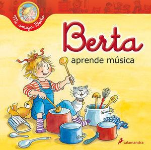 BERTA APRENDE MUSICA