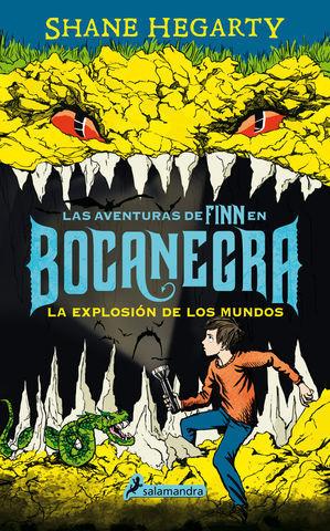LAS AVENTURAS DE FINN EN BOCANEGRA LA EXPLOSION DE LOS MUNDOS