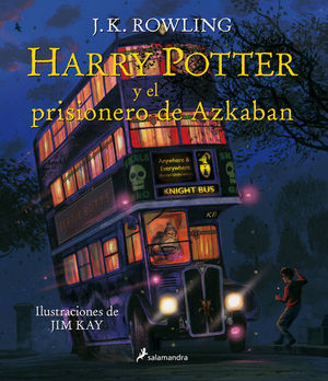 HARRY POTTER Y EL PRISIONERO DE AZKABAN CARTONE