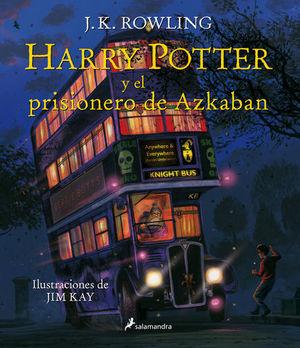 HARRY POTTER Y EL PRISIONERO DE AZKABAN CARTONE