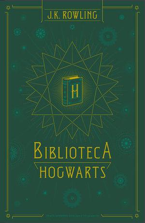 BIBLIOTECA HOGWARTS PACK 3 LIBROS