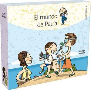 MALETIN EL MUNDO DE PAULA