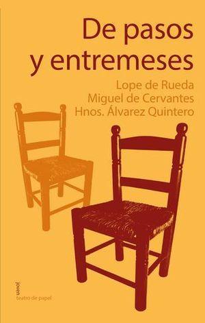 DE PASOS Y ENTREMESES ( EVEREST )