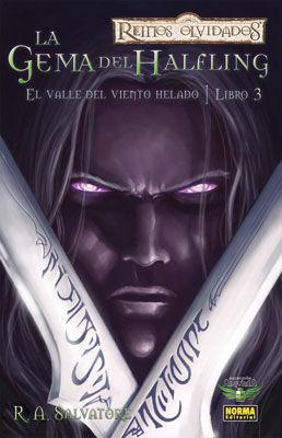 LA GEMA DEL HALFLING EL VALLE DEL VIENTO HELADO LIBRO 3
