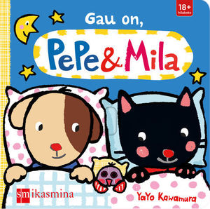 GAU ON PEPE & MILA