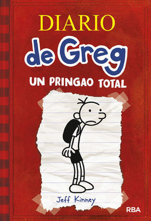 DIARIO DE GREG 1 UN PRINGAO TOTAL