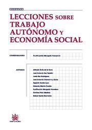 LECCIONES SOBRE TRABAJO AUTONOMO Y ECONOMIA SOCIAL