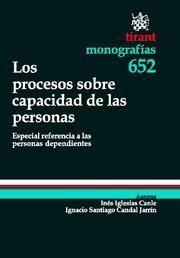 LOS PROCESOS SOBRE CAPACIDAD DE LAS PERSONAS