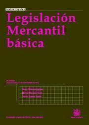 LEGISLACION MERCANTIL BASICA 8ª ED. 2010