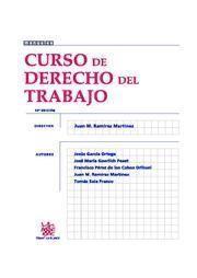 CURSO DE DERECHO DEL TRABAJO 19ª ED. 2010