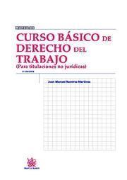 CURSO BASICO DE DERECHO DEL TRABAJO 6ª ED. 2010
