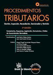 PROCEDIMIENTOS TRIBUTARIOS 2ª ED. 2011