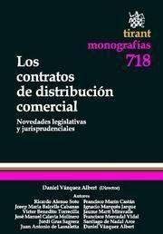LOS CONTRATOS DE DISTRIBUCION COMERCIAL