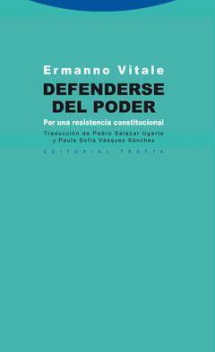 DEFENDERSE DEL PODER