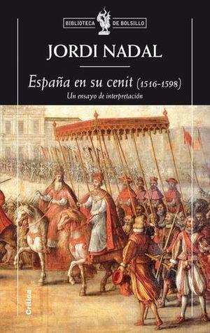 ESPAÑA EN SU CENIT ( 1516-1598 )