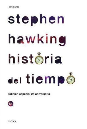 HISTORIA DEL TIEMPO ED. 25 ANIVERSARIO