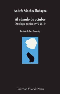 Al CUMULO DE OCTUBRE