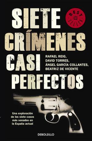 SIETE CRIMENES CASI PERFECTOS