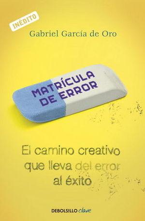 MATRICULA DE ERROR
