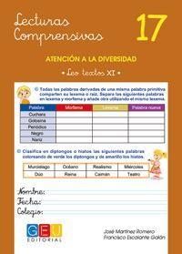 LECTURAS COMPRENSIVAS 17