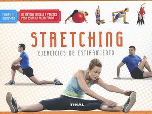 STRETCHING EJERCICIOS DE ESTIRAMIENTO